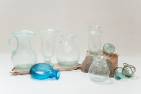 Bubble Glass Vases