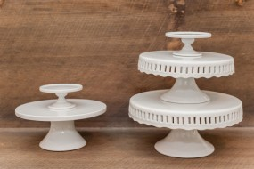 Ceramic Cake Plates