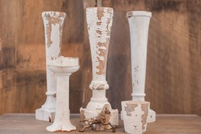 Salvaged Balusters