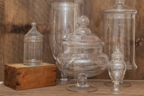 Candy & Confection Jars
