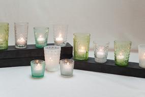 Hobnob Candle Holders