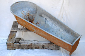 Vintage Feeding Trough