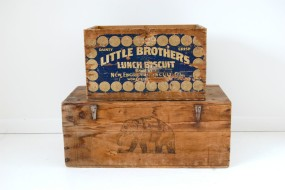 Unique Wooden Boxes
