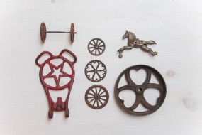Assorted Decorative Metal