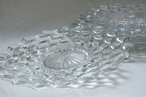 Detailed Glass Plates