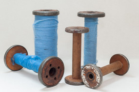 Large Yarn Spools