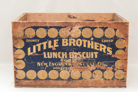 Wooden Biscuit Boxes