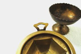 Brass Pedestals
