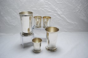 Julep Cups, Silver
