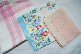 Assorted Table Linens