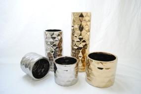 Mod Ceramic Vase